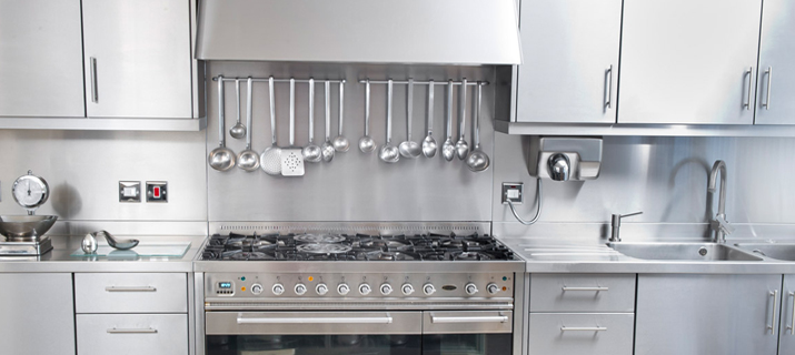 commercial stainless steel kitchen cabinets  zitzat, Kitchen design